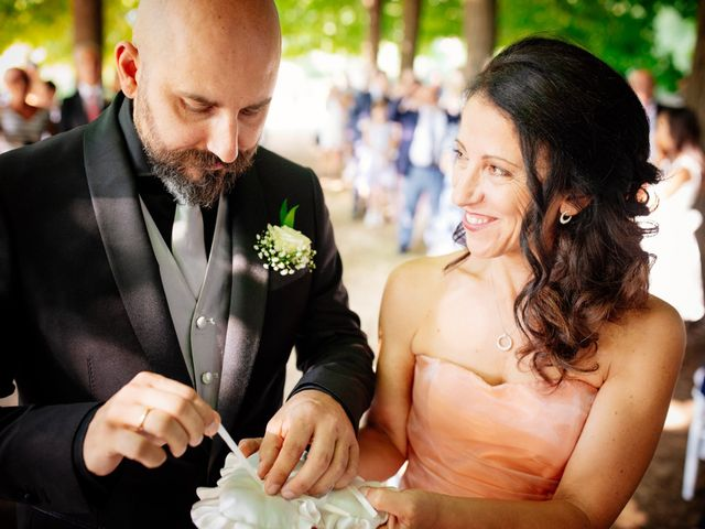 Il matrimonio di Daniel e Sabrina a Moncrivello, Vercelli 50