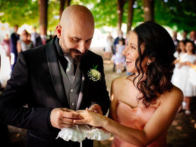 Il matrimonio di Daniel e Sabrina a Moncrivello, Vercelli 51