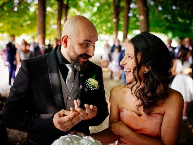 Il matrimonio di Daniel e Sabrina a Moncrivello, Vercelli 52