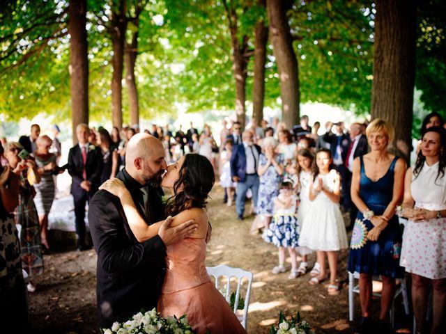 Il matrimonio di Daniel e Sabrina a Moncrivello, Vercelli 53