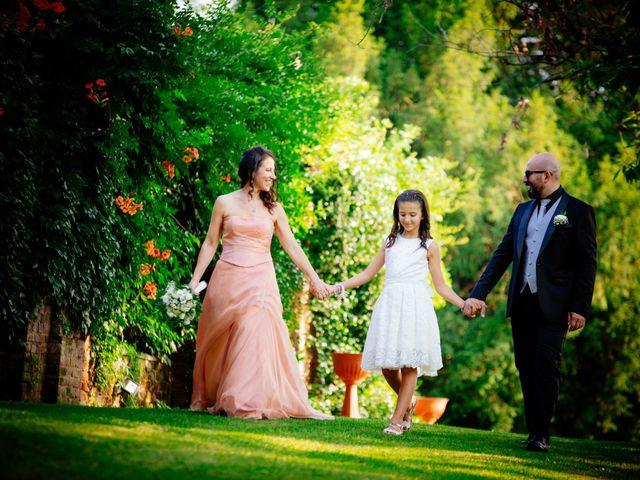 Il matrimonio di Daniel e Sabrina a Moncrivello, Vercelli 67