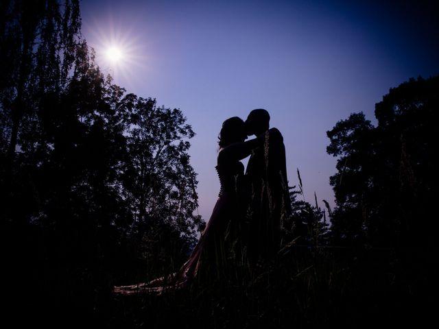 Il matrimonio di Daniel e Sabrina a Moncrivello, Vercelli 77