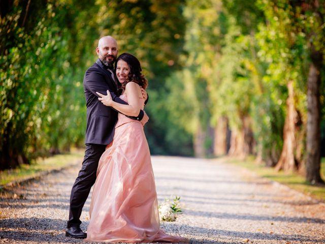 Il matrimonio di Daniel e Sabrina a Moncrivello, Vercelli 81
