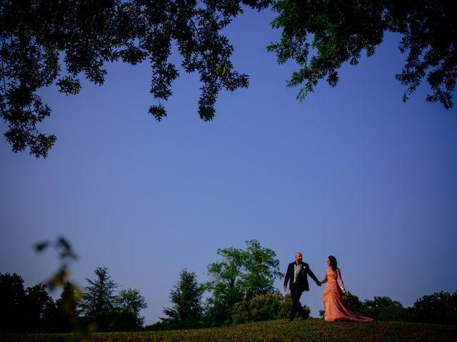 Il matrimonio di Daniel e Sabrina a Moncrivello, Vercelli 83