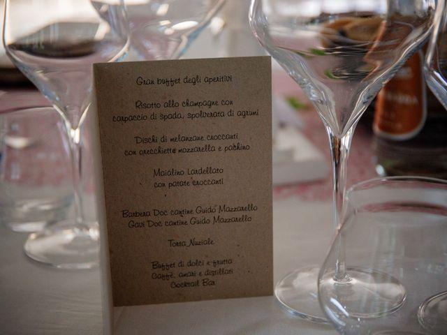 Il matrimonio di Daniel e Sabrina a Moncrivello, Vercelli 87