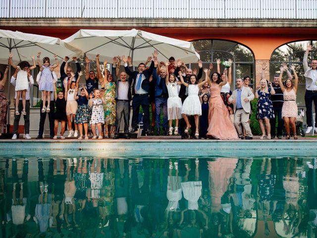 Il matrimonio di Daniel e Sabrina a Moncrivello, Vercelli 88