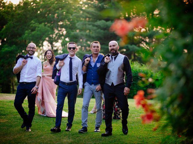 Il matrimonio di Daniel e Sabrina a Moncrivello, Vercelli 89