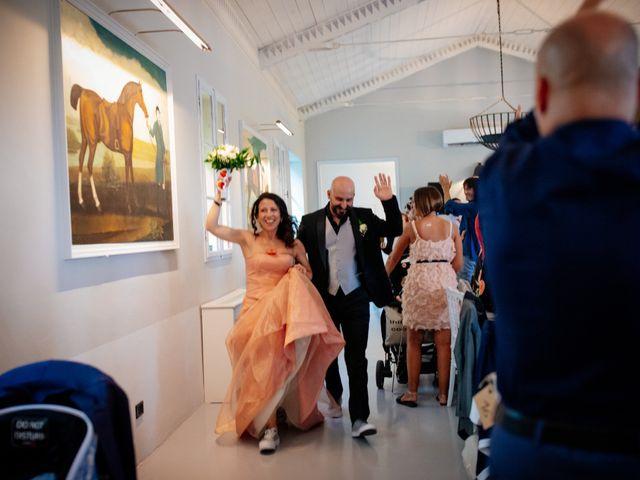 Il matrimonio di Daniel e Sabrina a Moncrivello, Vercelli 92