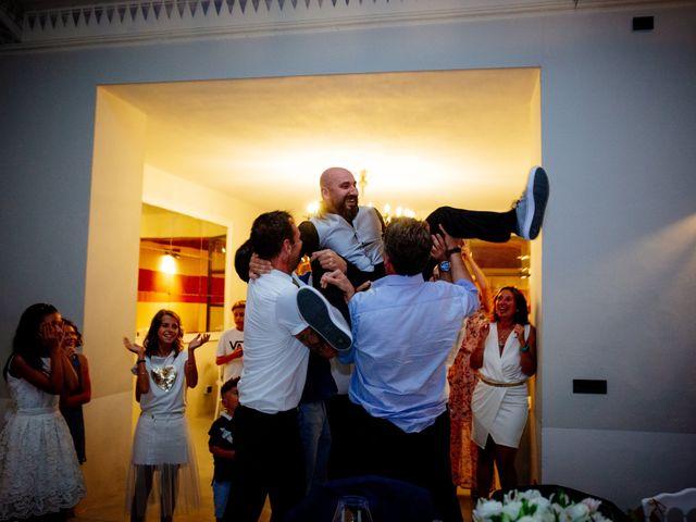 Il matrimonio di Daniel e Sabrina a Moncrivello, Vercelli 94
