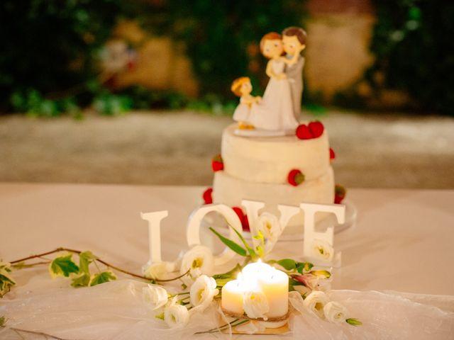 Il matrimonio di Daniel e Sabrina a Moncrivello, Vercelli 97