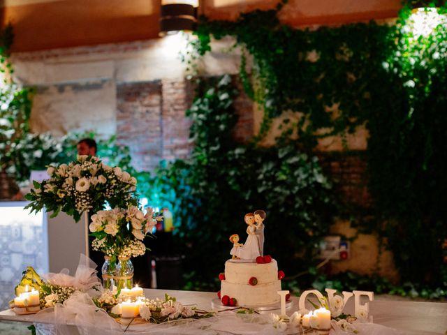 Il matrimonio di Daniel e Sabrina a Moncrivello, Vercelli 99