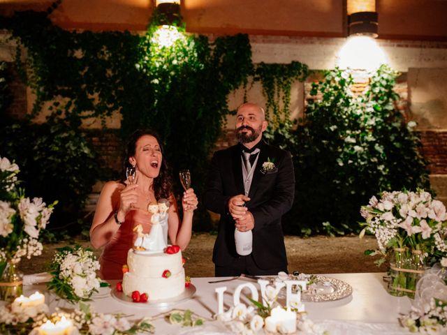 Il matrimonio di Daniel e Sabrina a Moncrivello, Vercelli 104