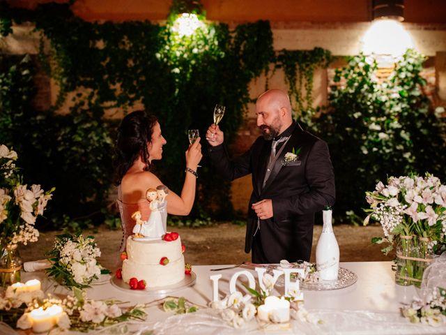Il matrimonio di Daniel e Sabrina a Moncrivello, Vercelli 105
