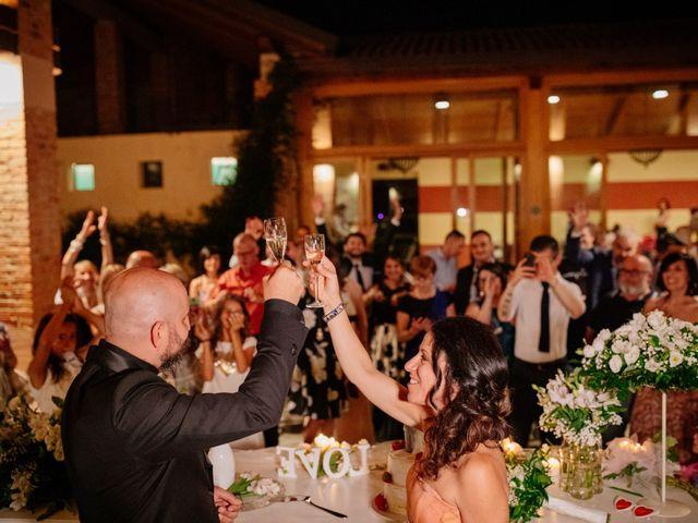 Il matrimonio di Daniel e Sabrina a Moncrivello, Vercelli 106