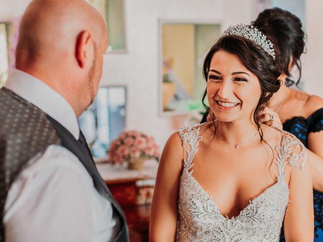 Il matrimonio di Stephen e Carmela a Bacoli, Napoli 14