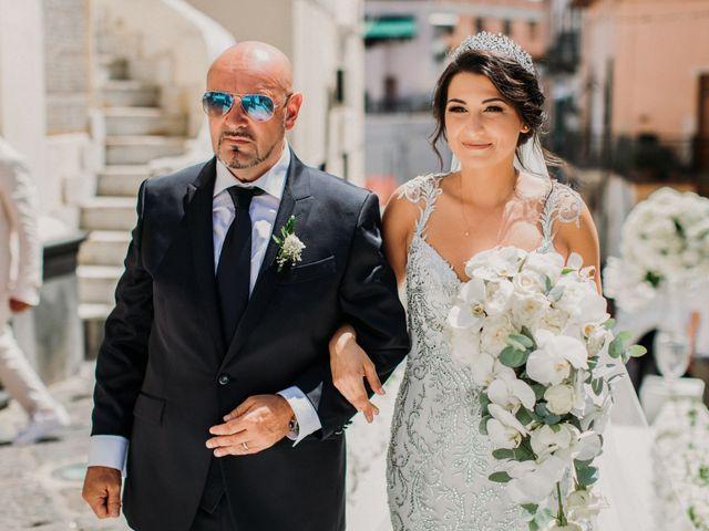 Il matrimonio di Stephen e Carmela a Bacoli, Napoli 15