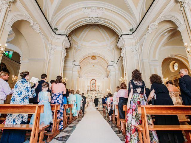 Il matrimonio di Stephen e Carmela a Bacoli, Napoli 16