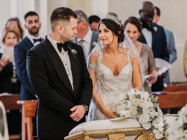 Il matrimonio di Stephen e Carmela a Bacoli, Napoli 17