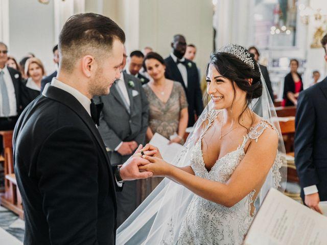 Il matrimonio di Stephen e Carmela a Bacoli, Napoli 19