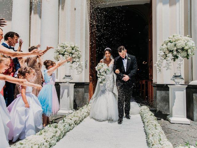 Il matrimonio di Stephen e Carmela a Bacoli, Napoli 21