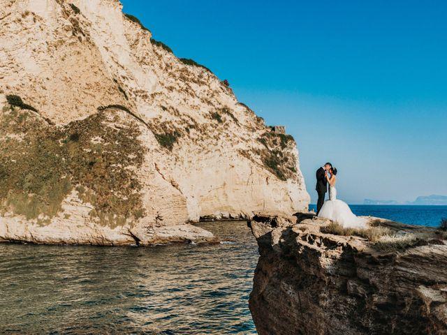 Le nozze di Carmela e Stephen