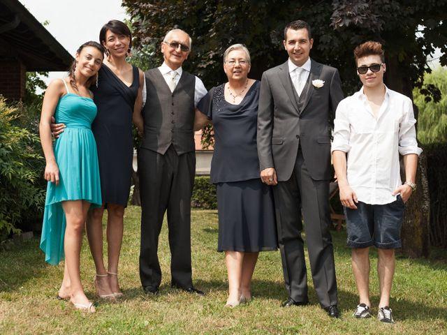 Il matrimonio di Saul e Serena a Seregno, Monza e Brianza 6