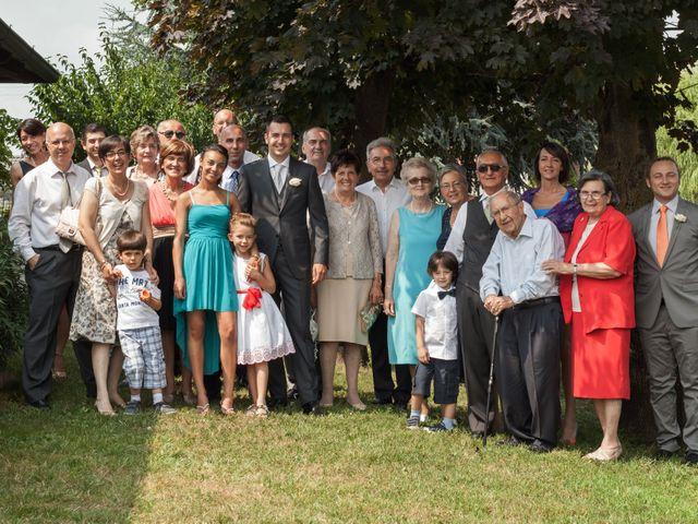 Il matrimonio di Saul e Serena a Seregno, Monza e Brianza 13