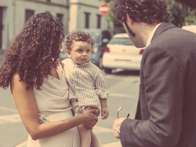 Il matrimonio di Saul e Serena a Seregno, Monza e Brianza 14