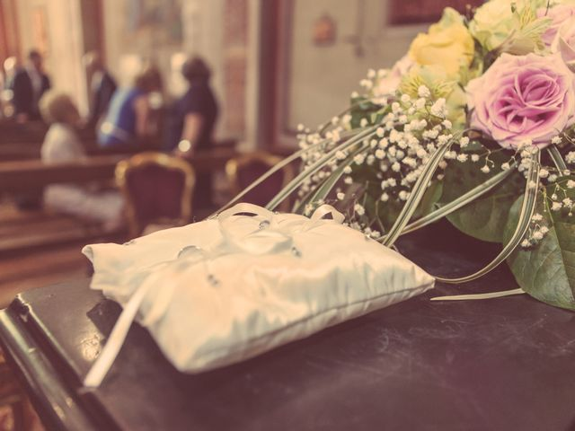 Il matrimonio di Saul e Serena a Seregno, Monza e Brianza 15