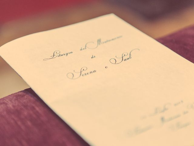 Il matrimonio di Saul e Serena a Seregno, Monza e Brianza 16
