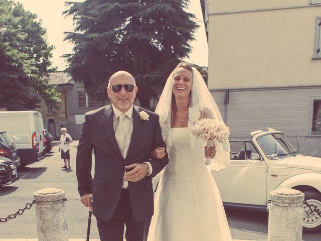 Il matrimonio di Saul e Serena a Seregno, Monza e Brianza 19