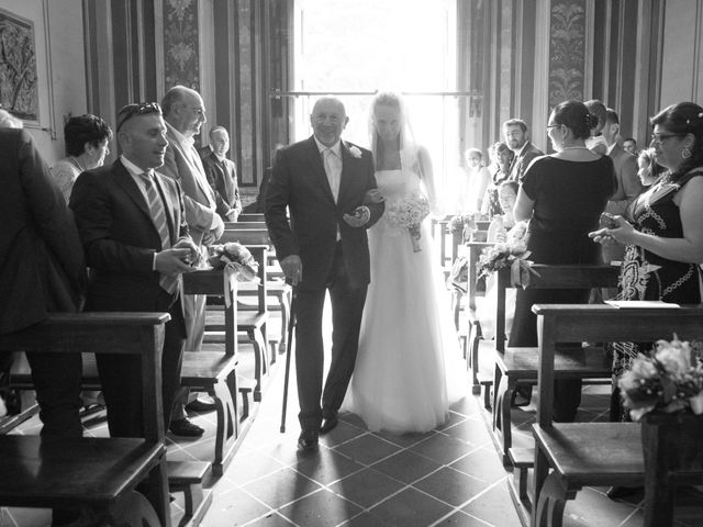 Il matrimonio di Saul e Serena a Seregno, Monza e Brianza 20