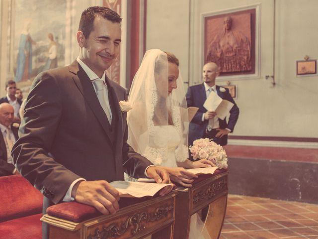 Il matrimonio di Saul e Serena a Seregno, Monza e Brianza 27