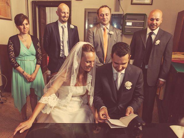 Il matrimonio di Saul e Serena a Seregno, Monza e Brianza 30