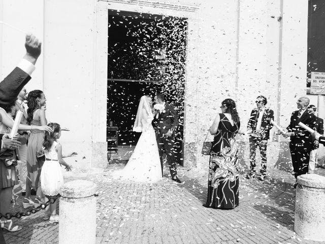 Il matrimonio di Saul e Serena a Seregno, Monza e Brianza 32
