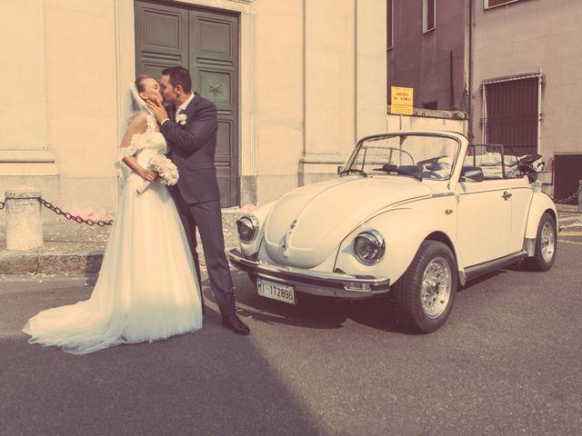 Il matrimonio di Saul e Serena a Seregno, Monza e Brianza 36