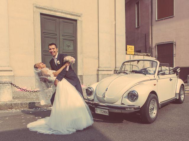 Il matrimonio di Saul e Serena a Seregno, Monza e Brianza 37