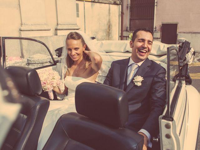 Il matrimonio di Saul e Serena a Seregno, Monza e Brianza 38