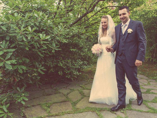 Il matrimonio di Saul e Serena a Seregno, Monza e Brianza 44