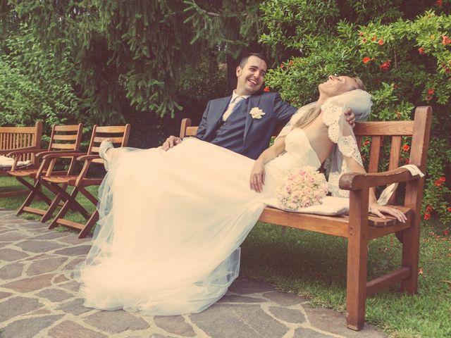 Il matrimonio di Saul e Serena a Seregno, Monza e Brianza 46