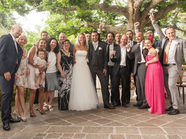 Il matrimonio di Saul e Serena a Seregno, Monza e Brianza 65