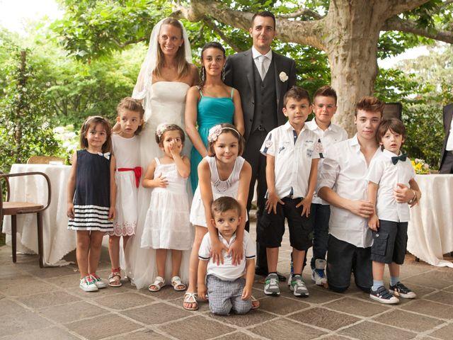 Il matrimonio di Saul e Serena a Seregno, Monza e Brianza 75