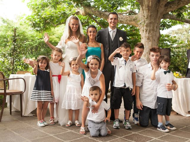 Il matrimonio di Saul e Serena a Seregno, Monza e Brianza 76