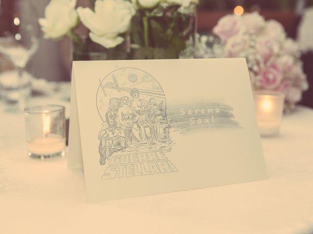 Il matrimonio di Saul e Serena a Seregno, Monza e Brianza 77