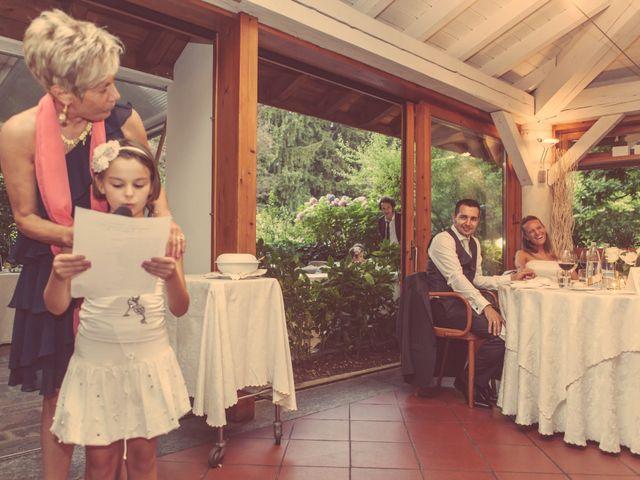 Il matrimonio di Saul e Serena a Seregno, Monza e Brianza 86