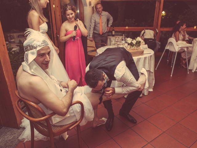 Il matrimonio di Saul e Serena a Seregno, Monza e Brianza 95