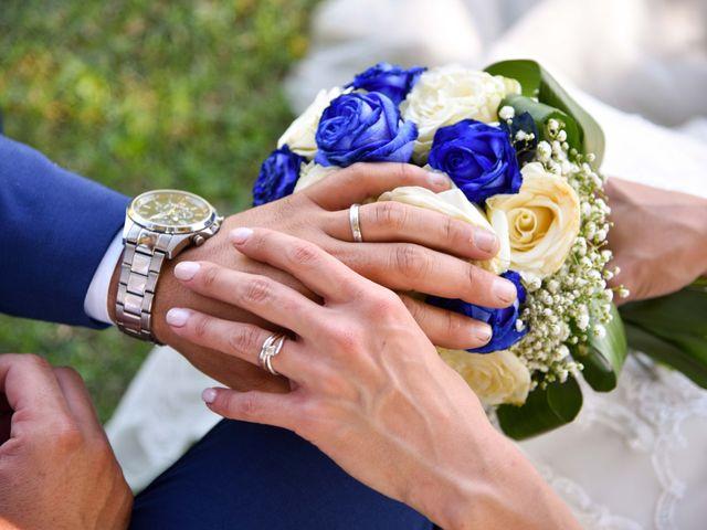 Il matrimonio di Maristella e Simone a Tregnago, Verona 1