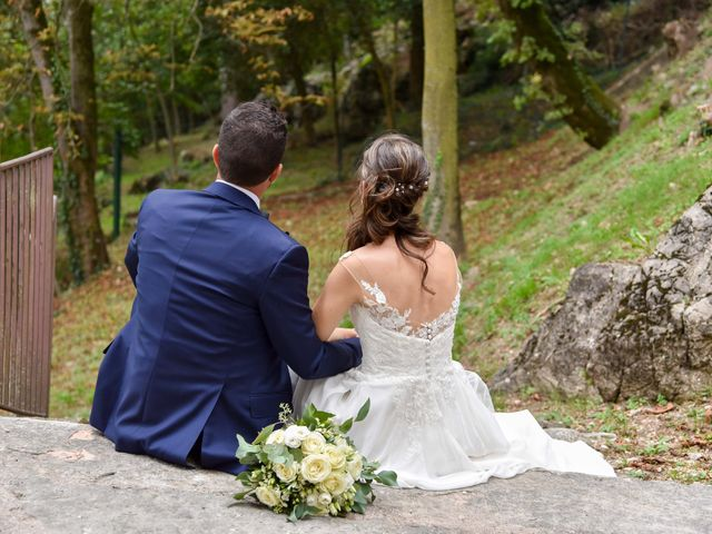 Il matrimonio di Maristella e Simone a Tregnago, Verona 2