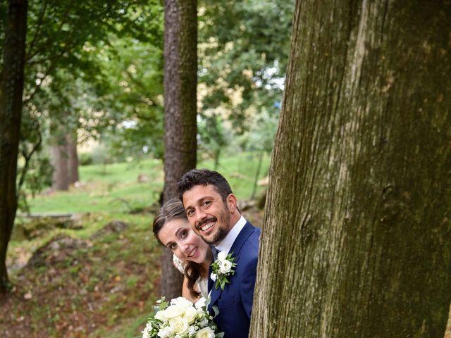 Il matrimonio di Maristella e Simone a Tregnago, Verona 5