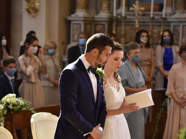 Il matrimonio di Maristella e Simone a Tregnago, Verona 7